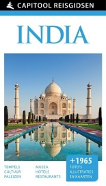 Reisgids India | Capitool | ISBN 9789000341795
