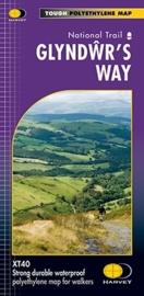 Wandelkaart Glyndwr's Way | Harvey | 1:40.000 | ISBN 9781851375257