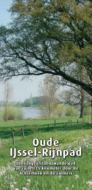 Wandelgids Oude IJssel-Rijnpad - 135 km | BDU | ISBN 9789087881214