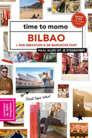 Reisgids Bilbao | Mo'Media 100% | ISBN 9789057678981