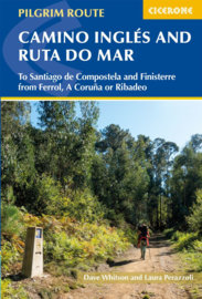 Wandelgids  The Camino Ingles and Ruta do Mar | Cicerone | ISBN 9781786310064
