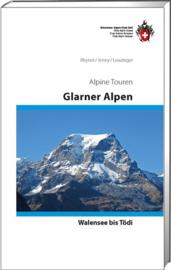Alpinegids Glarner Alpen Walensee bis Tödi | SAC | ISBN 9783859023383
