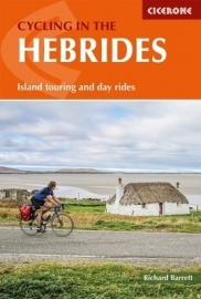 Fietsgids Cycling in the Hebrides - Hebriden Schotland | Cicerone | ISBN 9781852848279