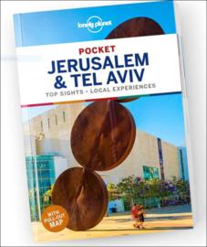 Reisgids Pocket Jerusalem and Tel Aviv | Lonely Planet | ISBN 9781788683364