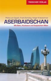 Reisgids Aserbaidschan - Azerbeidzjan | Trescher Verlag | ISBN 9783897944862