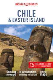 Reisgids Chile & Easter Island | Insight Guides | ISBN 9781789191578