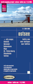 Wegenkaart Ostsee - Baltic Sea | Reise Know How | ISBN 9783831772353