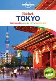 Stadsgids Tokyo Pocket Guide | Lonely Planet | ISBN 9781786570345