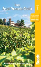 Reisgids Friuli Venezia Giulia Trieste   Bradt   ISBN 9781784776299