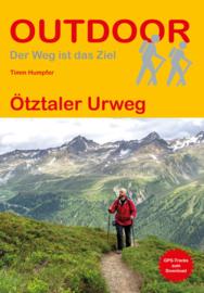 Wandelgids Ötztaler Urweg | Conrad Stein Verlag | ISBN 9783866866492