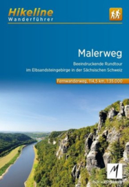 Wandelgids-Trekkinggids Fernwanderweg Malerweg | Hikeline | ISBN 9783850007290