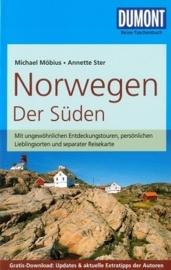 Reisgids Noorwegen Zuid - Norwegen, der Süden | Dumont | ISBN 9783770174126