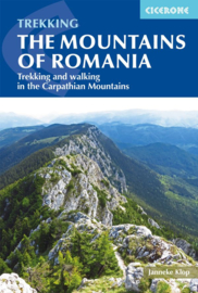 Wandelgids-Trekkinggids The Mountains of Romania | Cicerone | ISBN 9781852842956