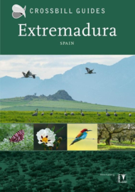 Natuurgids-wandelgids Extremadura | CrossBill Guides | ISBN 9789491648182