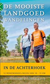 Wandelgids De mooiste landgoedwandelingen in de Achterhoek | Gegarandeerd Onregelmatig | ISBN 9789078641766