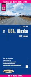 Wegenkaart Alaska | Reise Know how | 1:1,25 miljoen | ISBN 9783831774043