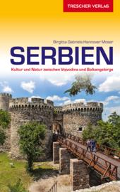Reisgids Servië - Serbien Entdecken | Trescher Verlag | ISBN 9783897943513