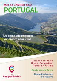 Campergids Portugal - Van Noord naar Zuid | CamperRoutes.nl | ISBN 9789491856143