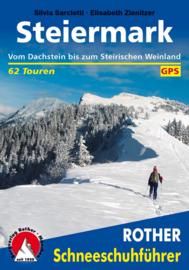 Sneeuwschoengids Steiermark | Rother Verlag | ISBN 9783763358120