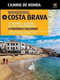 Wandelgids - Trekkinggids GR 92 Wanderweg Costa Brava - Camina de Ronda | Triangle Postals | ISBN 9788484784210