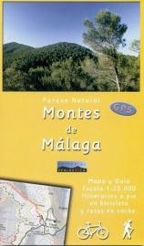 Wandelkaart Montes de Malaga | Editorial Penibetica | 1:25.000 | ISBN 9788493444907
