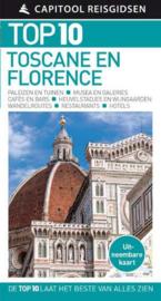 Reisgids Toscane | Capitool Top 10 | ISBN 9789000356584