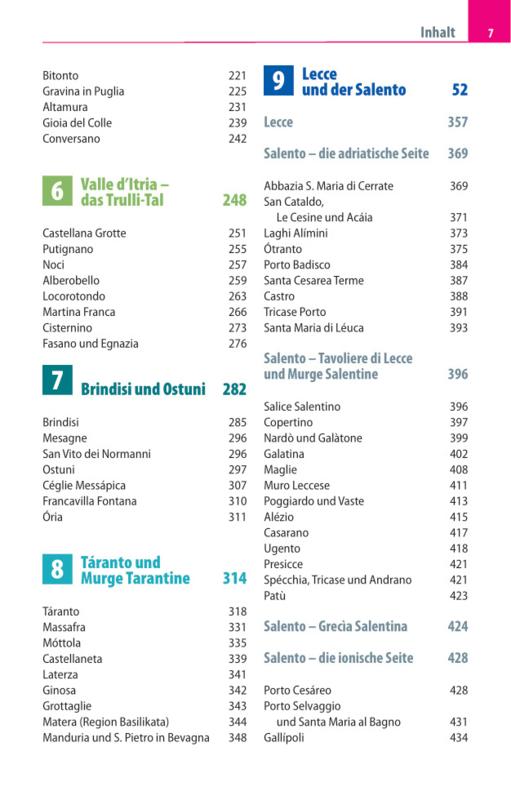 Reisgids Puglia - Apulien | Reise Know How | ISBN 9783831734139