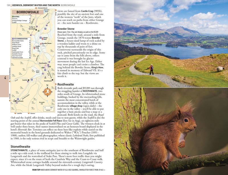 Reisgids Lake District | Rough Guide | ISBN 9781789195873