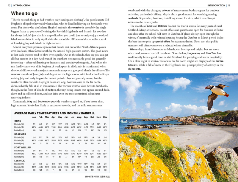 Reisgids Highlands & Islands  - Schotland Scotland    Rough Guide  ISBN 9781789195545