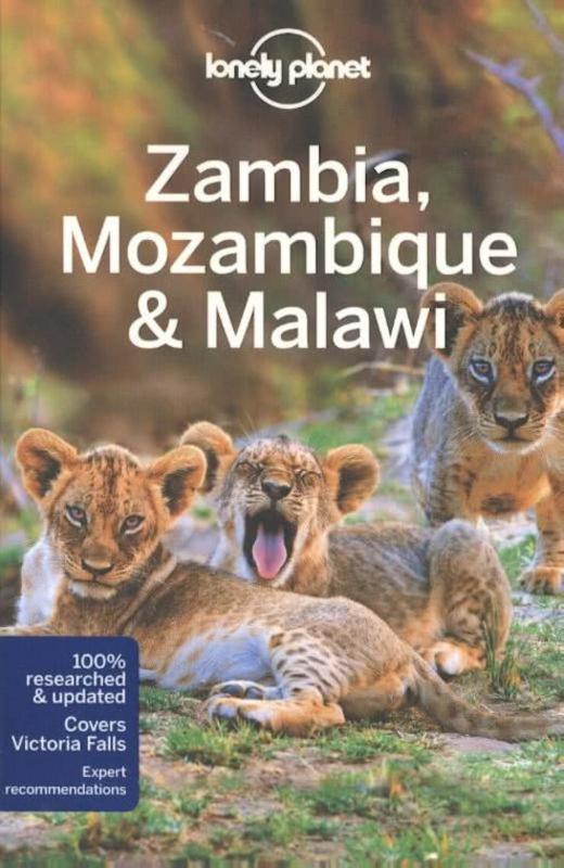 Reisgids Zambia, Mozambique & Malawi | Lonely Planet | ISBN 9781786570437