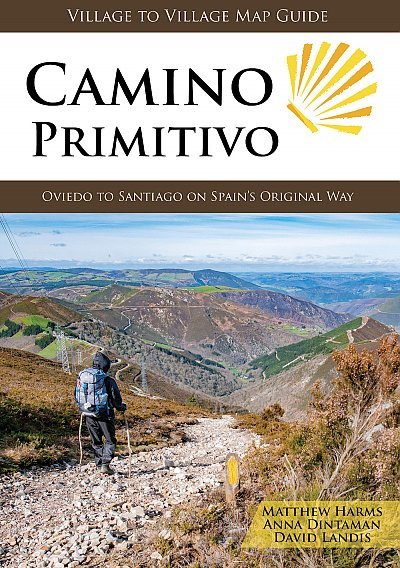 Wandelgids Camino Primitivo | Village to Village | ISBN 9781947474116