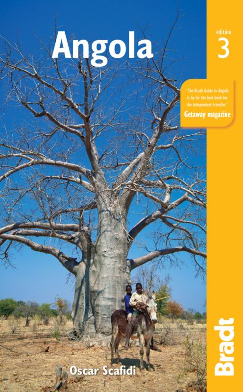 Reisgids Angola | Bradt | ISBN 9781784770242