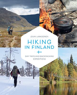 Wandelgids Hiking in Finland   Craenen   ISBN 9789522665614