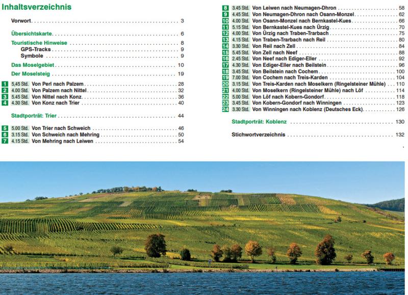Wandelgids - Trekkinggids MoselSteig | Rother Verlag | ISBN 9783763344338