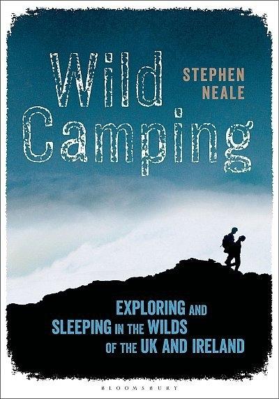 Kampeergids Verenigd Koninkijk en Ierland - Wild Camping    Bloomsbury Publishing Ltd      ISBN 9781472900340