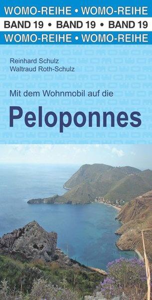 Campergids Peloponnesos | WOMO 19 | ISBN 9783869031965