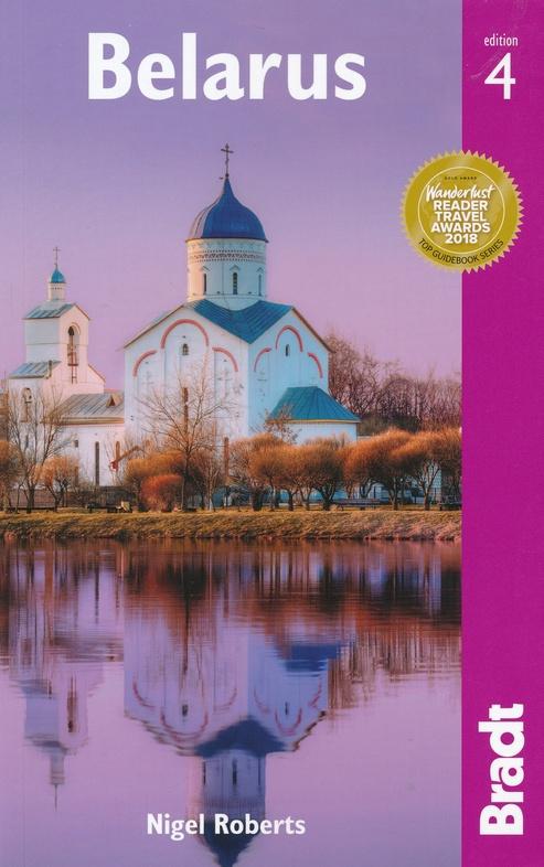 Reisgids Belarus / Wit Rusland   Bradt   ISBN 9781784776022