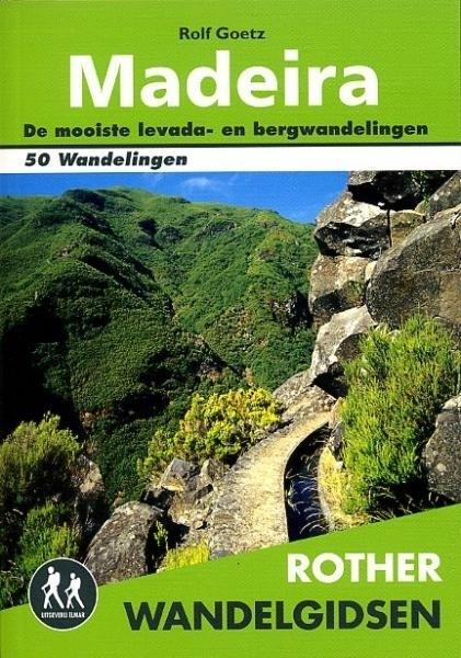 Wandelgids Madeira NL | Elmar - Rother Verlag | ISBN 9789038920085