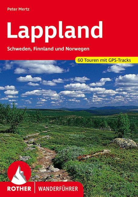 Wandelgids Noorwegen Noord -Rother Lapland   Rother Verlag   ISBN 9783763343409