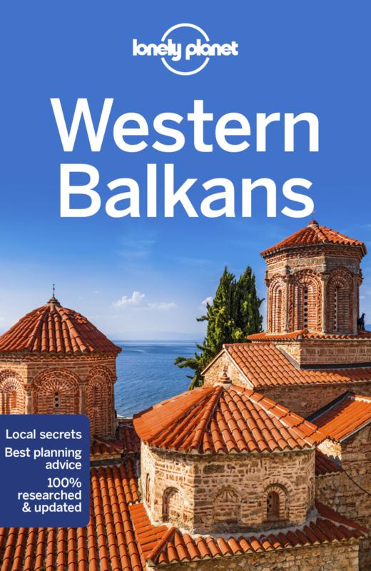 Reisgids Western Balkans - Westelijk Balkan | Lonely Planet | ISBN 9781788682770