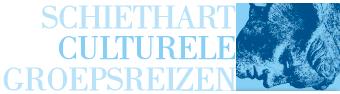 Schiethart Reizen is een reisorganisatie die zich al vijfentwintig jaar specialiseert in bijzondere culturele groepsreizen.