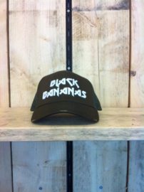 Iron Green Trucker Cap By Black Bananas