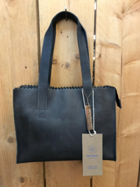 Handbag hunter off black
