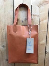MPB Long handle zip hunter waxy ginger (oranje)