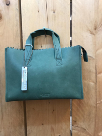 MPB Mini handbag gross-body hunter forest green