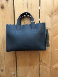 MPB Mini handbag cross-body hunter navy blue