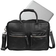 The College Bag Black