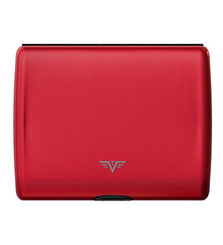 Tru Virtu wallet papers&cards rood