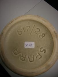 Spara keramik 617-28