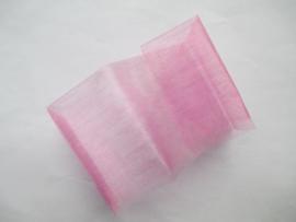 Voile roze